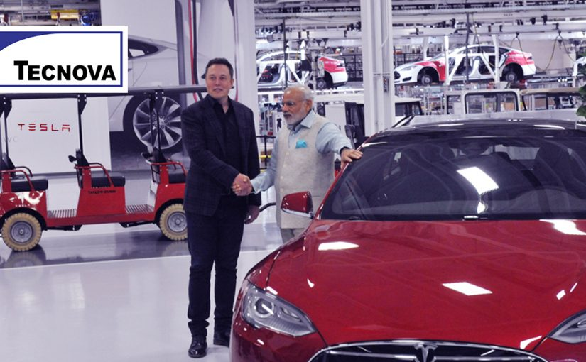 Tesla, the Electric Car Manufacturer Reaps the Growth Benefits of the Indian Electric Automobile Sector