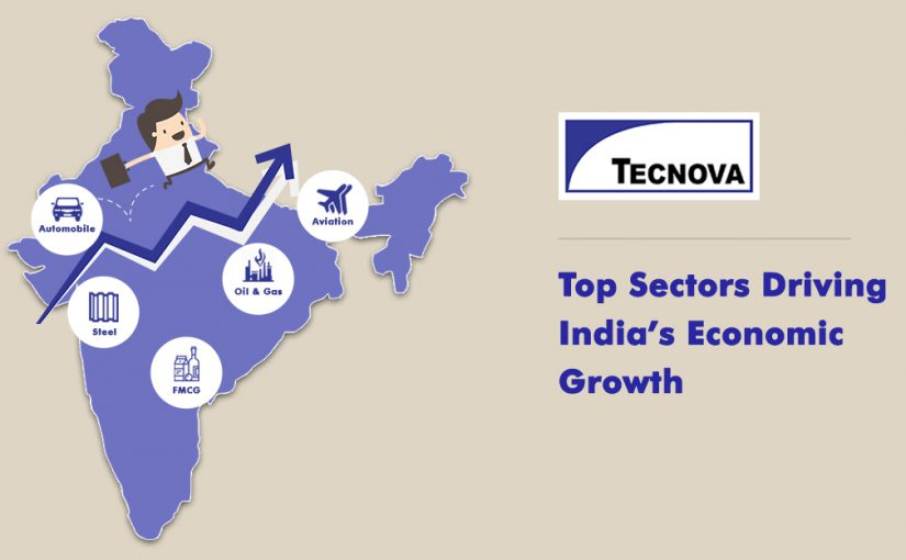 Top Sectors Driving India's Economic Growth