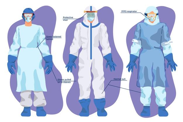Personal Protective Equipment- coronavirus-protection-equipment-advice